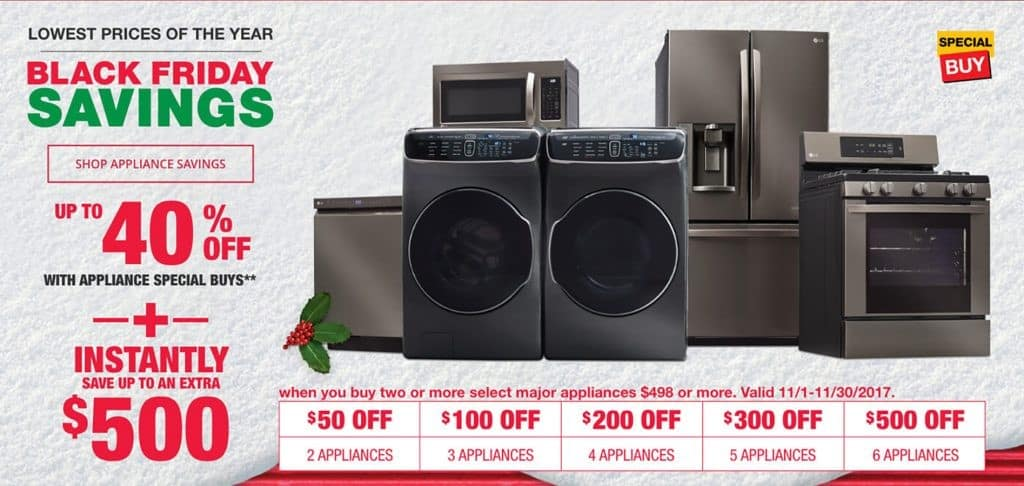 tiered holiday discounts
